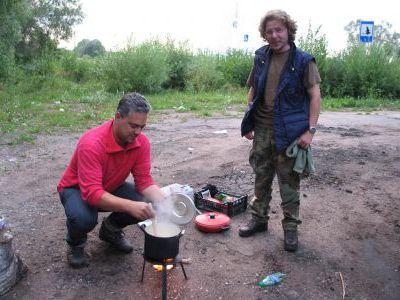 Макс (Голландия) и Андрей (Германия)