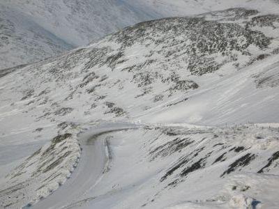 Перевал Крутой. Билибино.