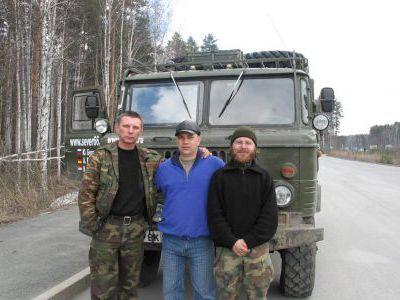 Екатеринбург. Встреча с одноклубником Андреем.