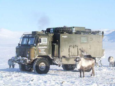 Чукотская экспедиция 2007 года