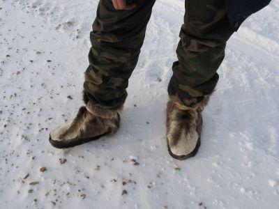 Пастушьи торбаза - в этом не холодно никогда.
