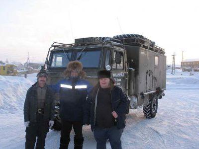 Мы отдыхаем в гостях у Саши Попова и Игоря Гайдай