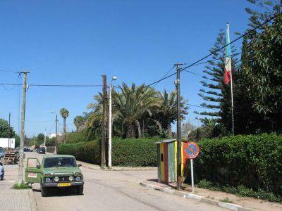 Раббат. Делаем визы в посольствах Мали и Мавритании.