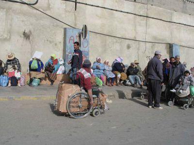 Марокканская зона. Попадаем в другой мир..