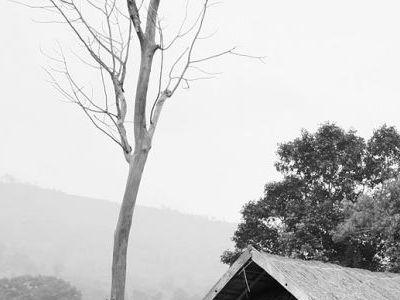 Лаос. Деревни в глухих джунглях.