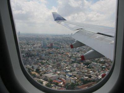 Сайгон, бывшая столица Южного Вьетнама.