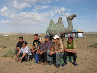 Монголы знают, что за зверь, но не говорят...