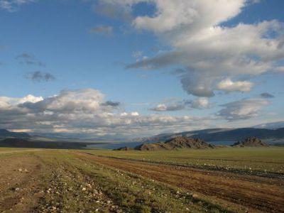 Монголия..
