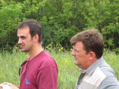 Максим и Володя - туристы с первого этапа.