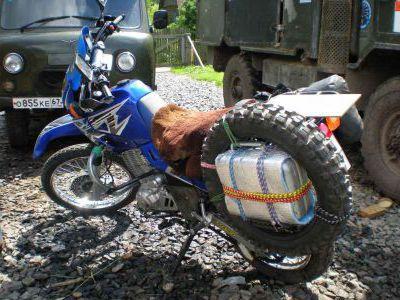 Решение с топливом и колесом.