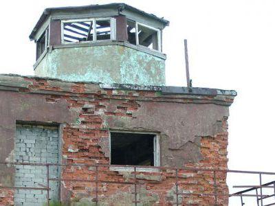 Самая северная постройка на северо-западе России