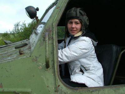 Лиль танкист.