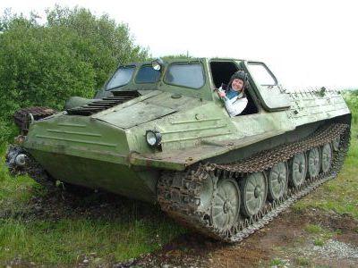 Лилин транспорт ГТТ. :)