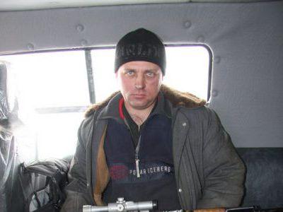 Старатель Виталик Гайдук.