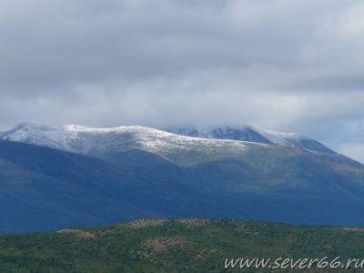 И снова горы Колымы...