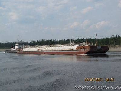 Алданский танкер