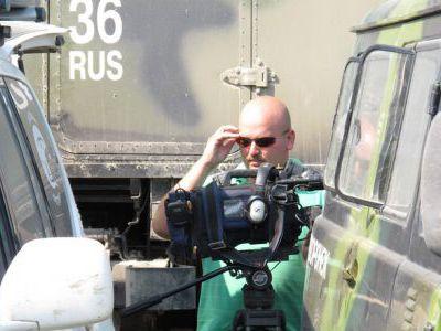 Московские журналисты с канала автоплюс едут с нами