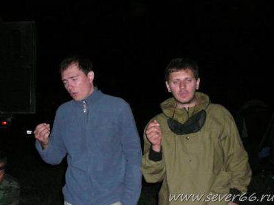 Молодым нелегко среди опытных путешественников)))