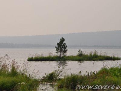 Озеро Беркакит